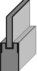 Steel Panel Moulding Profile FP-A