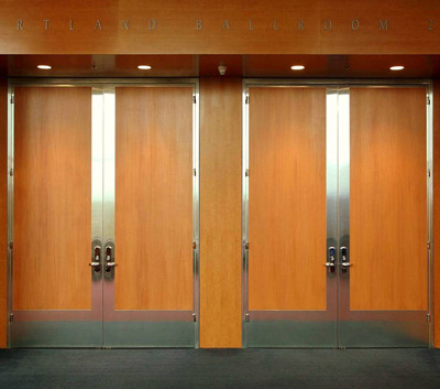 Oregon Convention Center Portland Oregon & STILES Audia - Sound Control / Soundproof u0026 Acoustic Doors and Windows